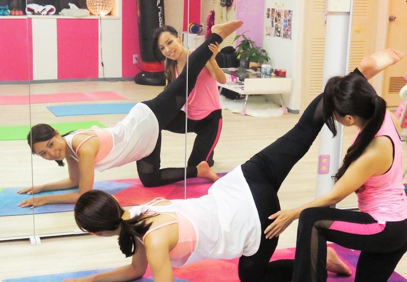 Fitness Studio MIKA(フィットネススタジオミカ)のジム画像2