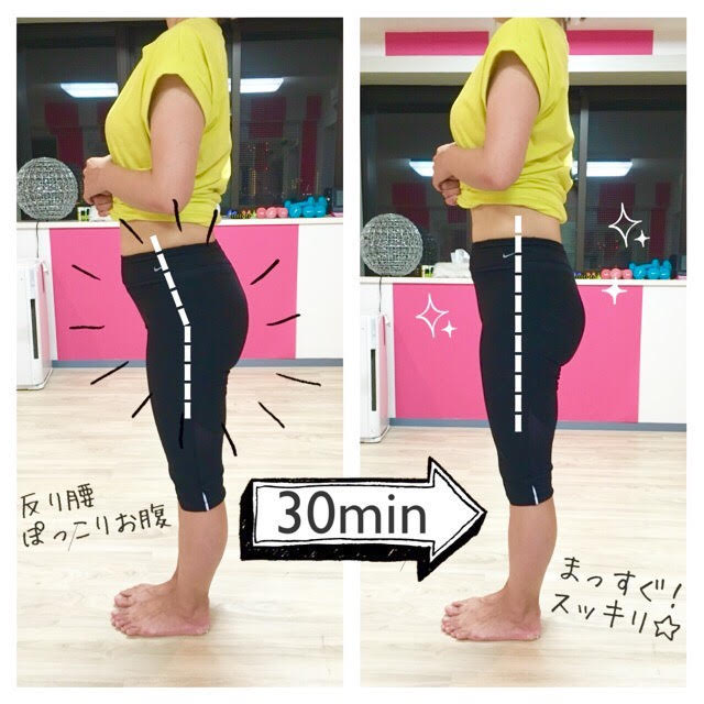 Fitness Studio MIKA(フィットネススタジオミカ)のトレーニング実績3