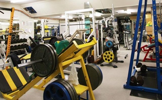 赤羽トレーニングセンターのジム画像1