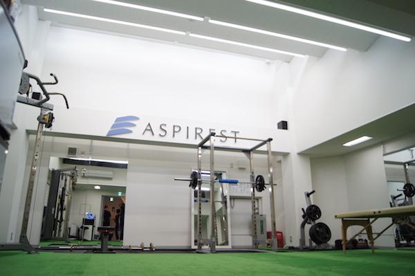 ASPI(アスピ)のジム画像1