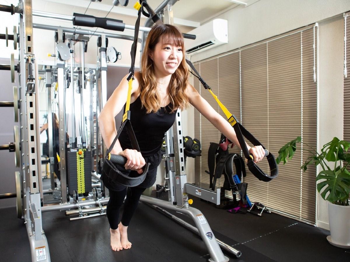 bodydesigngymトレーニング風景