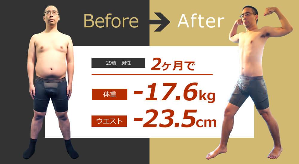 body make studio ECLALE(ボディメイクスタジオエクラル)のトレーニング実績1