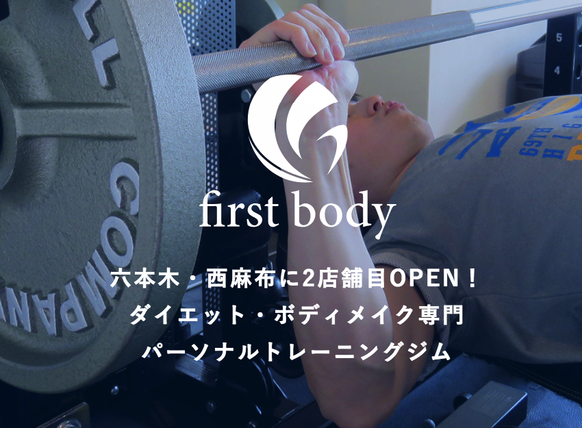 first body(ファーストボディ)のジム画像1