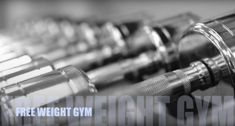 FREE WEIGHT GYM(フリーウエイトジム)のジム画像1
