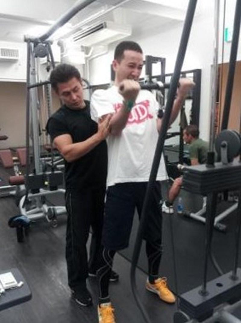 FREE WEIGHT GYM(フリーウエイトジム)のトレーニング実績1