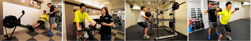 g-zone fitness(ジーゾーンフィットネス)の特徴1