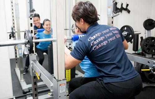 Global fitness(グローバル フィットネス)のジム画像3