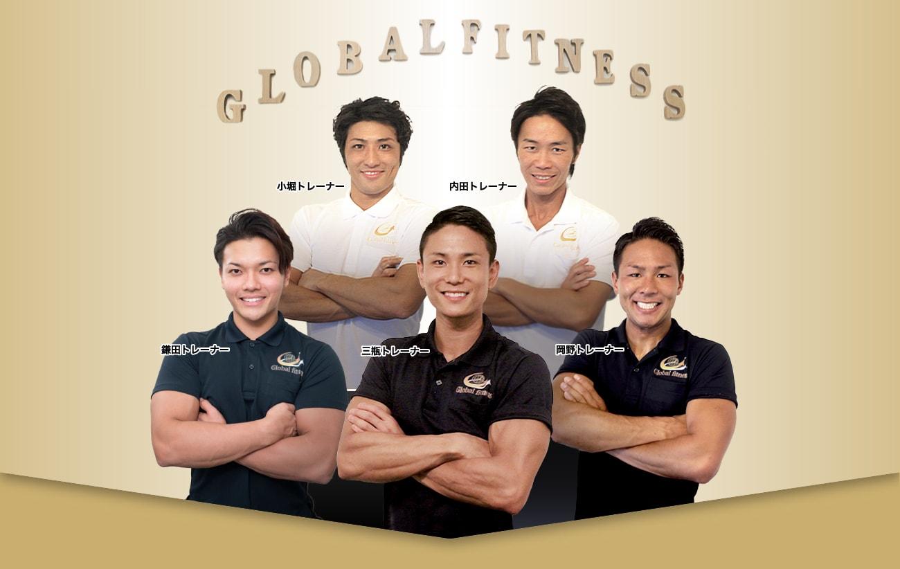 Global fitness(グローバル フィットネス)のジム画像6