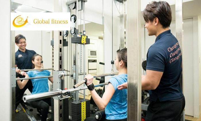 Global fitness(グローバル フィットネス)のジム画像1