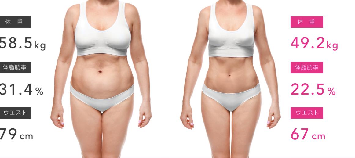 Links Body Change(リンクスボディチェンジ)のトレーニング実績1