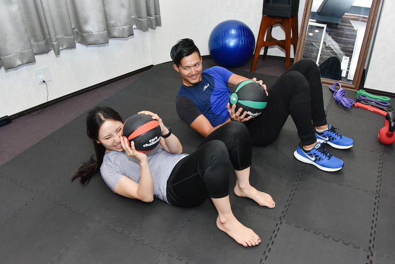 Functional trainig gym NEXUS(ネクサス)のジム画像9