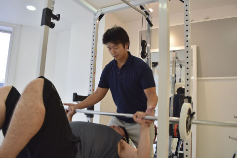 QEST,Z WORK OUT GYM(クエッズワークアウトジム)のジム画像3