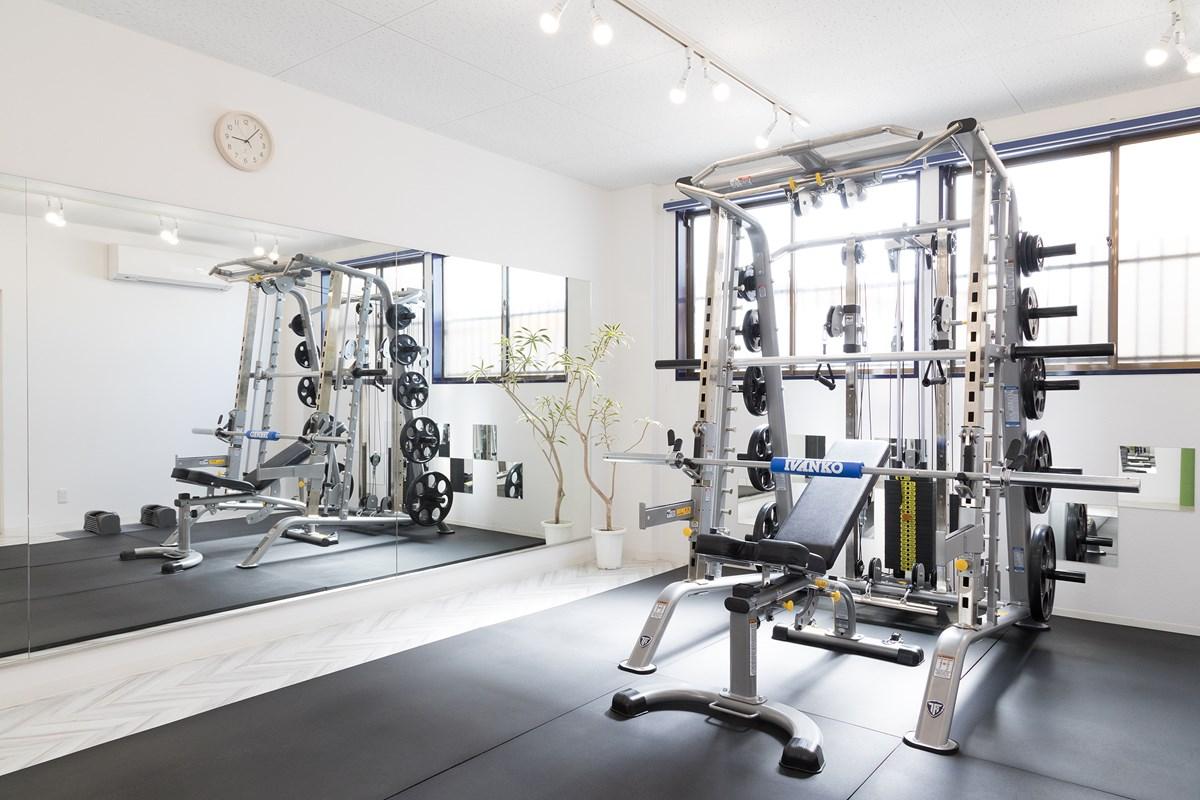 RAISE. Personal Gym(レイズパーソナルジム)のジム画像1