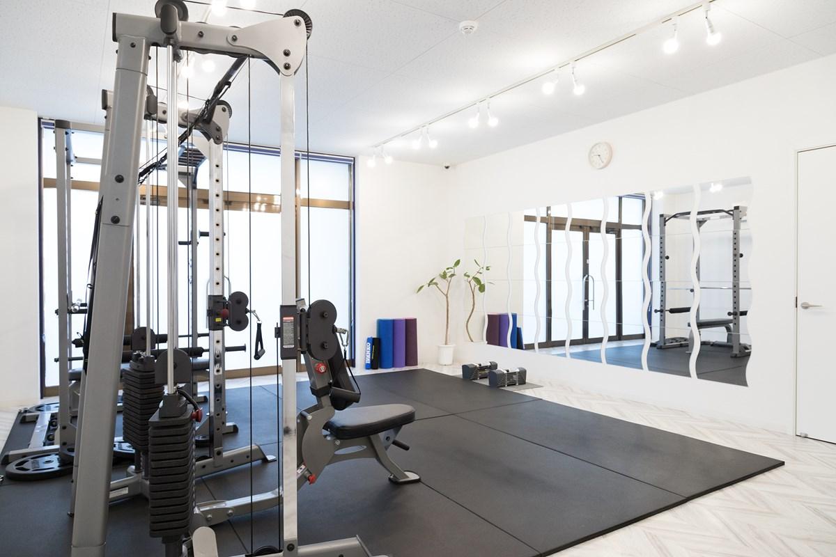 RAISE. Personal Gym(レイズパーソナルジム)のジム画像2