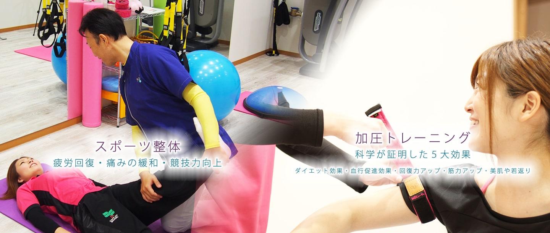 BODY MAKE STUDIO W-ing(ウイング)のジム画像1