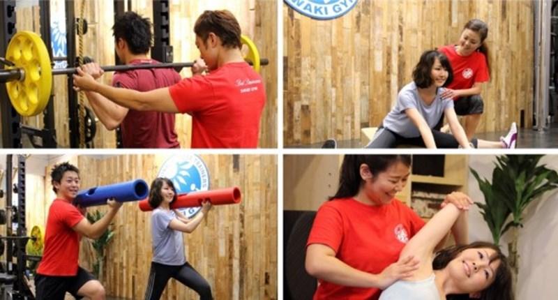 SAWAKI GYM(サワキジム)のトレーニング実績1