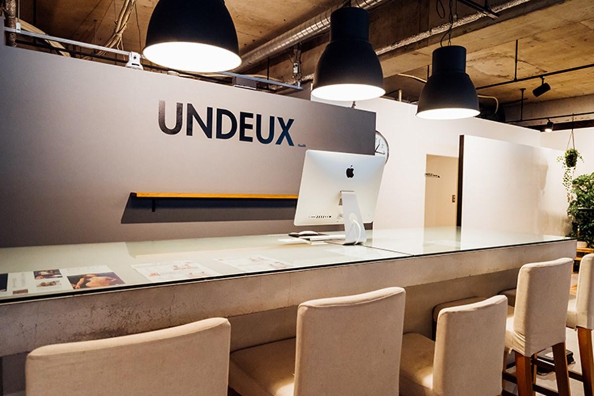 UNDEUX(アンドゥ)のジム画像5