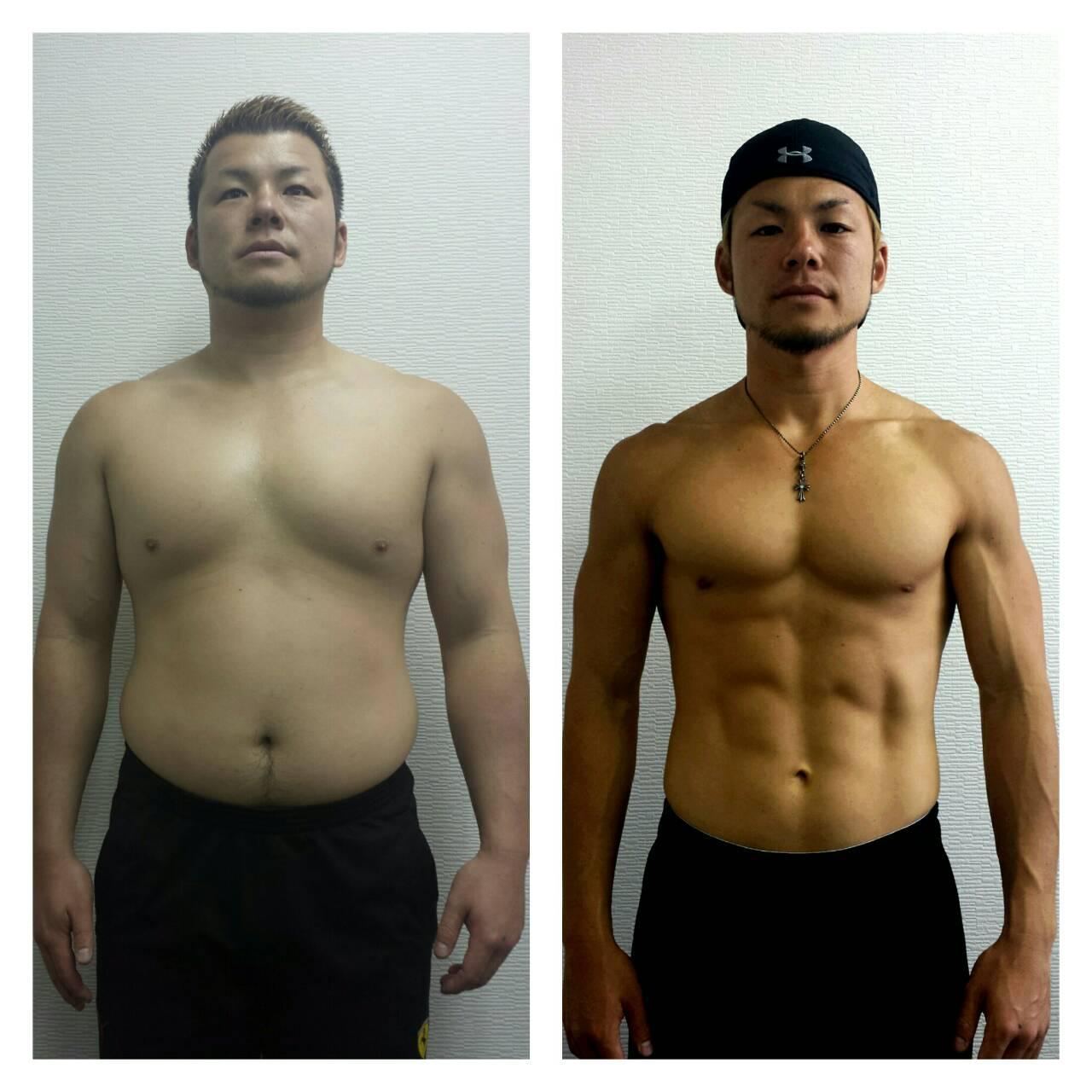 YAMATO muscle base(ヤマトマッスルベース)のトレーニング実績1