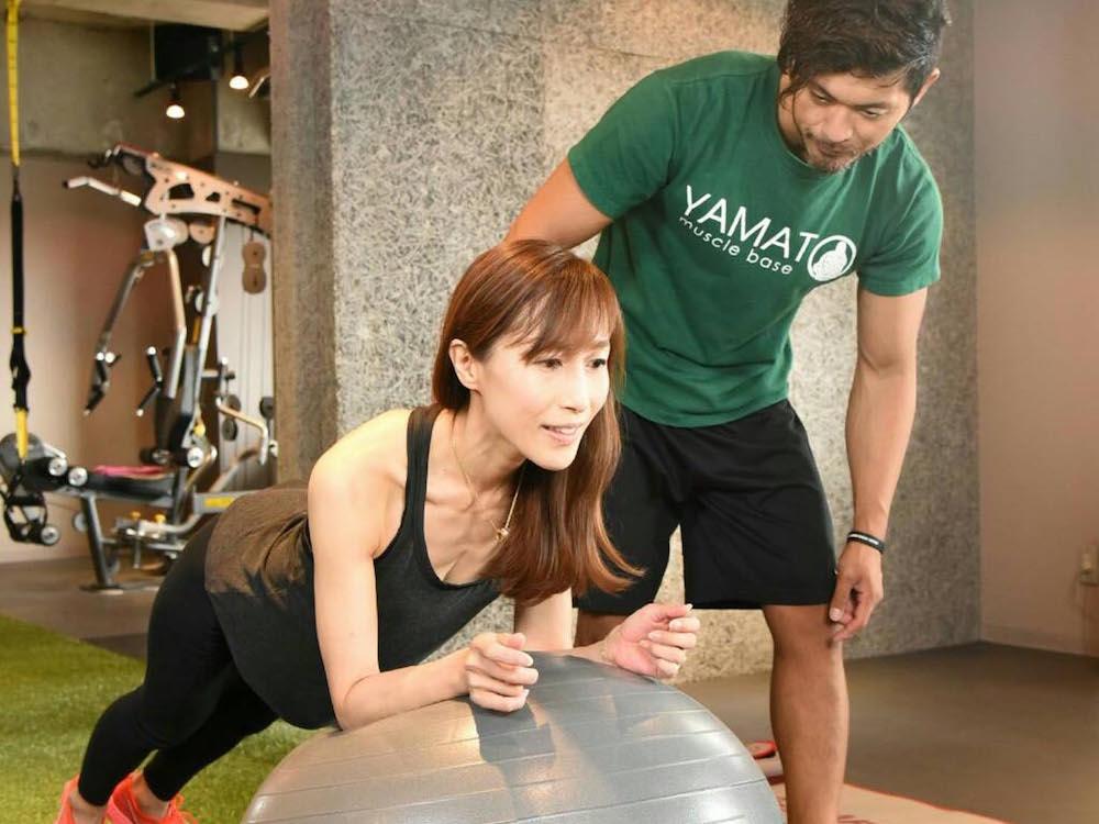 YAMATO muscle base(ヤマトマッスルベース)のジム画像3