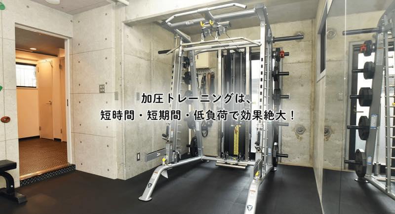 Private Gym 1st(ファースト)のジム公式画像