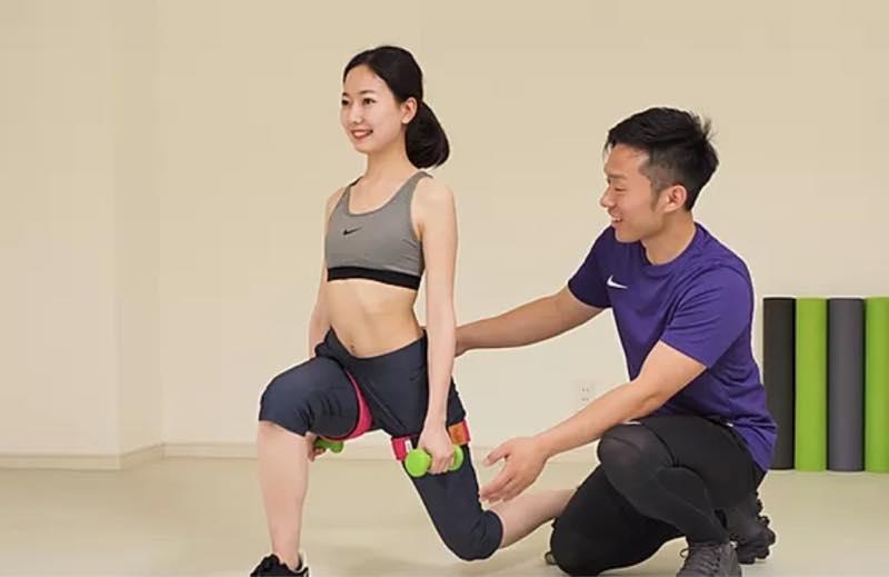 Go.Field Fitness(ゴーフィールドフィットネス)のジム画像1