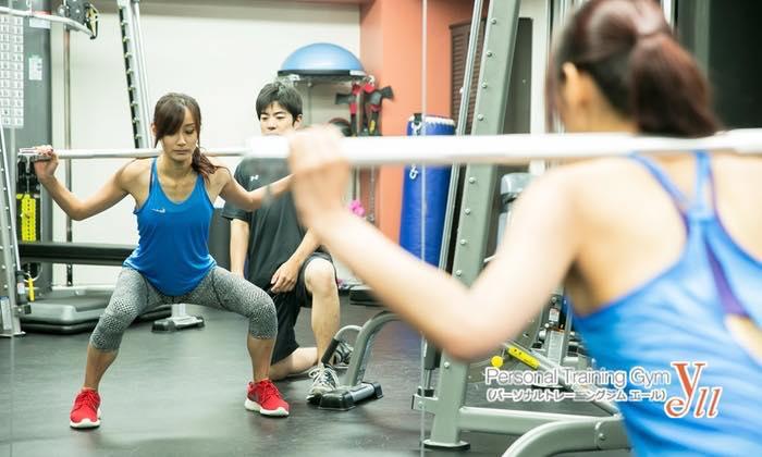 Personal Training Gym Yell(エール)のジム画像1