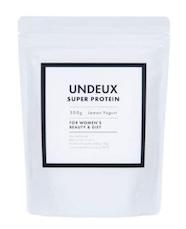 UNDEUX(アンドゥ)ソイプロテインのプロテイン画像