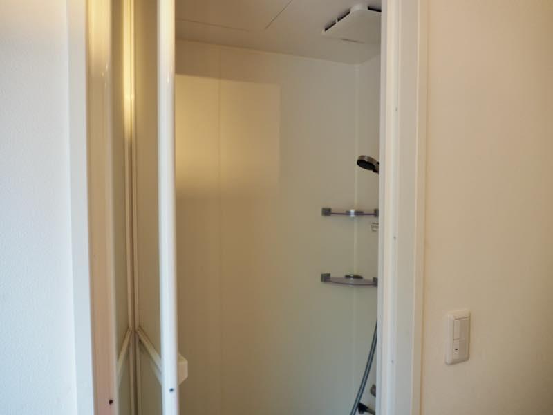 エリートフィットネスシャワー室