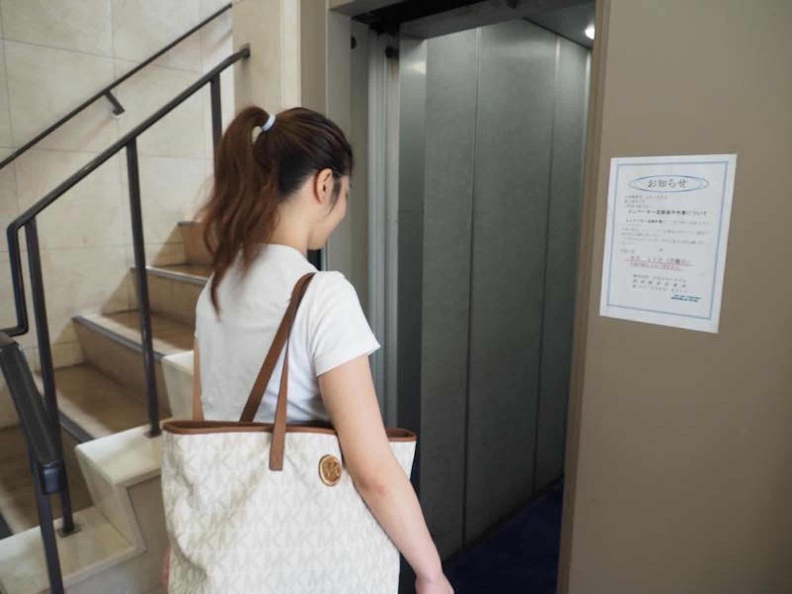WELBEXエレベーター