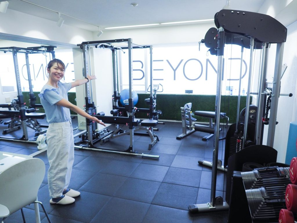 BEYONDトレーニングルーム