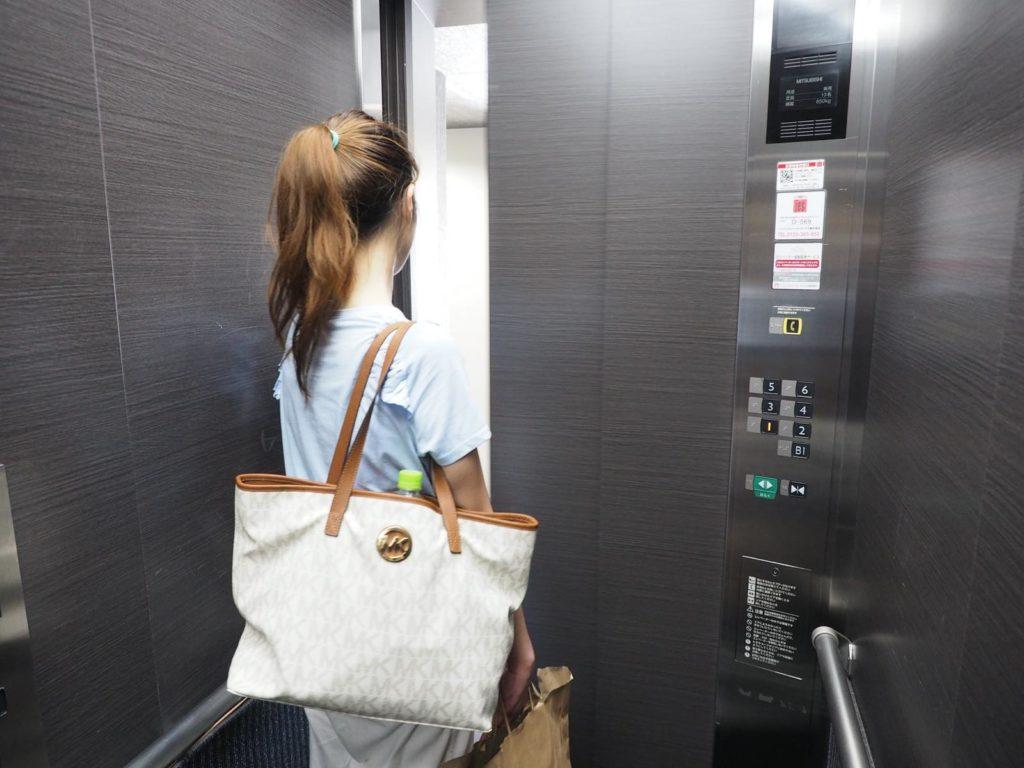 BEYONDエレベーター