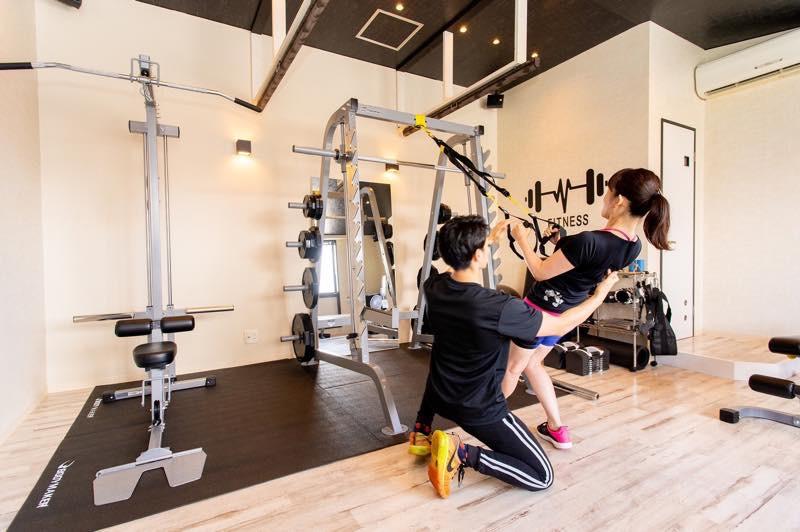 Beginning fitness(ビギニングフィットネス)のジム画像1