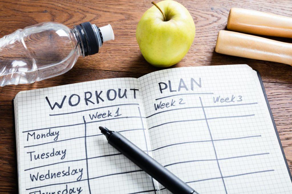 workoutプラン