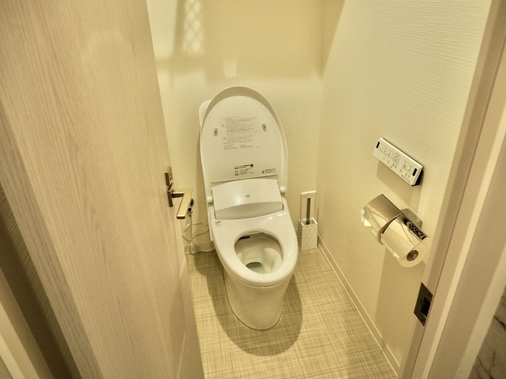 フィットベレーザトイレ