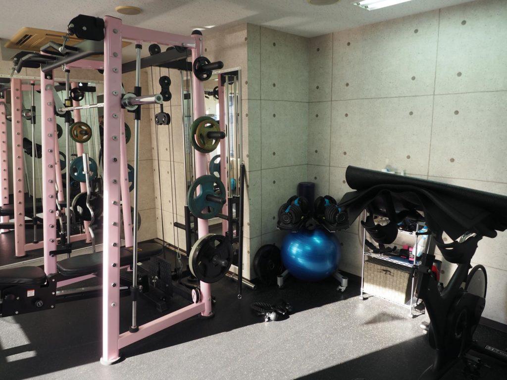 247ワークアウトトレーニングルーム