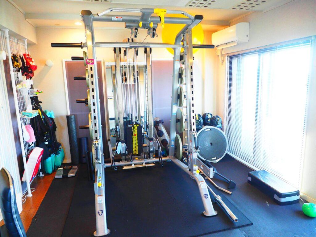 bodydesigngymトレーニング器具