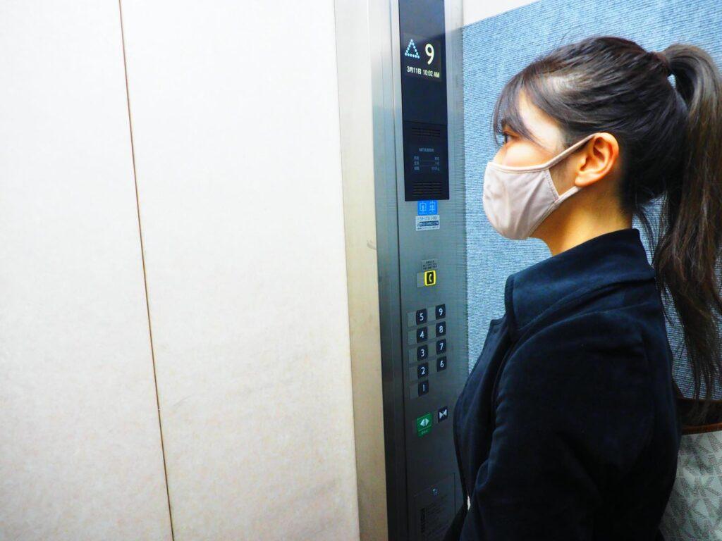 miyazakigymエレベーター
