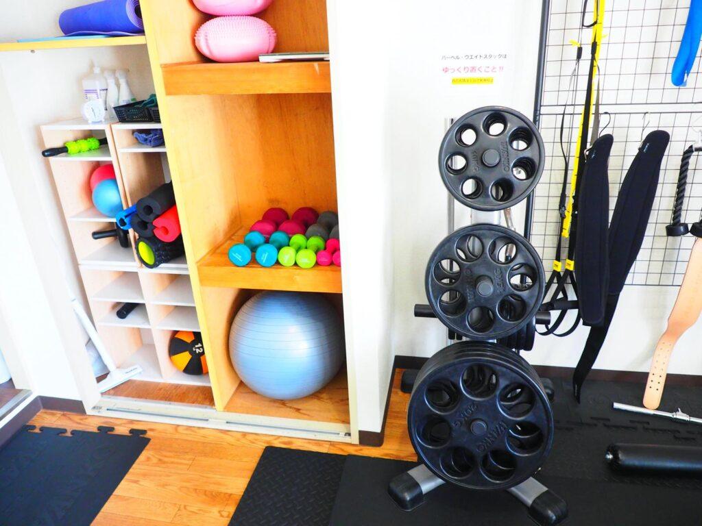 miyazakigymトレーニング器具